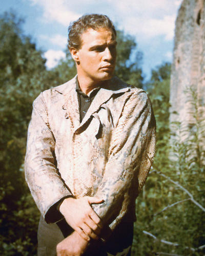 This is an image of 274298 Marlon Brando Photograph & Poster