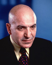 This is an image of 274502 Telly Savalas Photograph & Poster