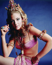 This is an image of 274863 Barbara Bouchet Photograph & Poster