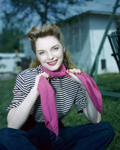 This is an image of 274906 Julie London Photograph & Poster