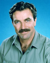 This is an image of 275658 Tom Selleck Photograph & Poster