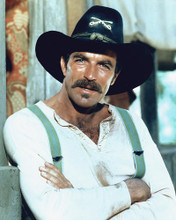 This is an image of 275659 Tom Selleck Photograph & Poster