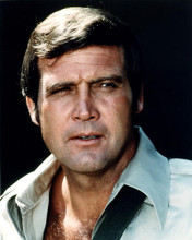 This is an image of 275828 Lee Majors Photograph & Poster