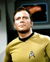 This is an image of 275921 William Shatner Photograph & Poster