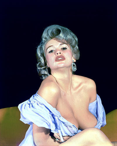 This is an image of 276039 Jayne Mansfield Photograph & Poster