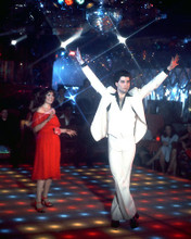This is an image of 276060 Saurday Night Fever Photograph & Poster