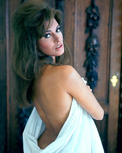 This is an image of 276078 Raquel Welch Photograph & Poster