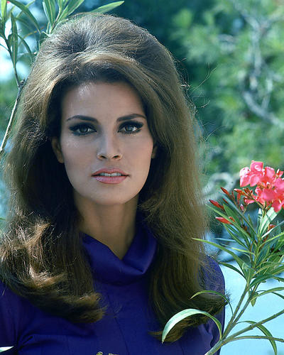 This is an image of 276079 Raquel Welch Photograph & Poster