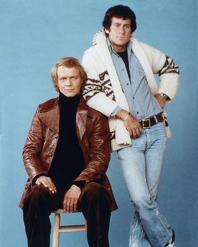 This is an image of 276407 Starsky and Hutch Photograph & Poster