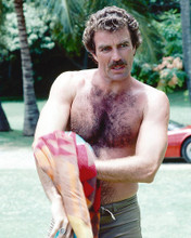 This is an image of 277102 Tom Selleck Photograph & Poster