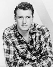 This is an image of 188573 Rock Hudson Photograph & Poster
