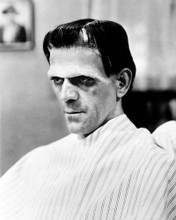 This is an image of 188782 Boris Karloff Photograph & Poster