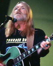 This is an image of 277321 Gregg Allman Photograph & Poster