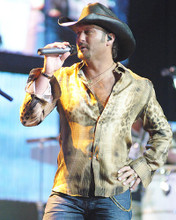 This is an image of 277498 Tim McGraw Photograph & Poster