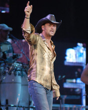 This is an image of 277499 Tim McGraw Photograph & Poster