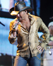 This is an image of 277500 Tim McGraw Photograph & Poster