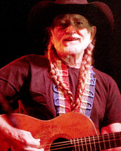 This is an image of 277540 Willie Nelson Photograph & Poster
