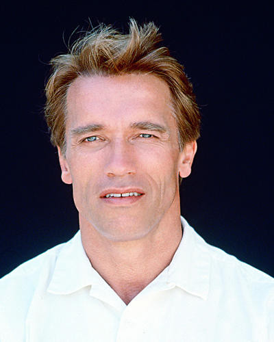 This is an image of 277919 Arnold Schwarzenegger Photograph & Poster