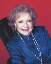 This is an image of 278124 Betty White Photograph & Poster