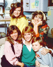 This is an image of 278163 Kate & Allie Photograph & Poster