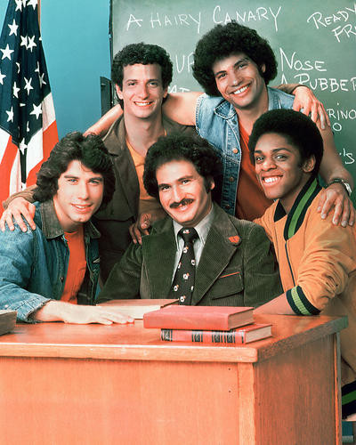 This is an image of 278208 Welcome Back Kotter Photograph & Poster