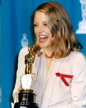 This is an image of 280035 Jodie Foster Photograph & Poster