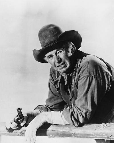 This is an image of 188985 Walter Brennan Photograph & Poster