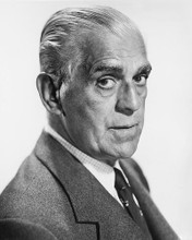 This is an image of 189029 Boris Karloff Photograph & Poster