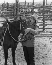 This is an image of 189073 John Wayne Photograph & Poster