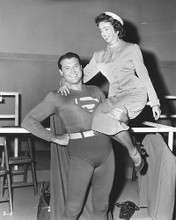 This is an image of 190156 Adventures of Superman Photograph & Poster