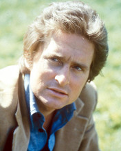 This is an image of 278336 Michael Douglas Photograph & Poster