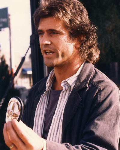 This is an image of 278436 Mel Gibson Photograph & Poster