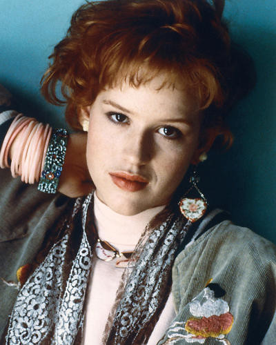This is an image of 278448 Molly Ringwald Photograph & Poster
