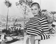 This is an image of 171016 Anita Ekberg Photograph & Poster