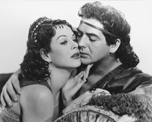 This is an image of 173068 Samson and Delilah Photograph & Poster
