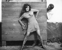 This is an image of 173078 Raquel Welch Photograph & Poster
