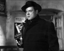 This is an image of 173353 Orson Welles Photograph & Poster