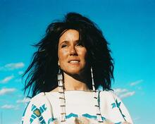 This is an image of 210265 Mary McDonnell Photograph & Poster