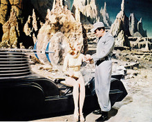 This is an image of 211351 Forbidden Planet Photograph & Poster
