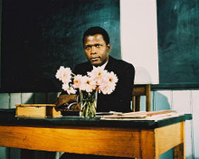 This is an image of 211967 Sidney Poitier Photograph & Poster