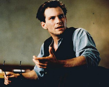 This is an image of 213961 Christian Slater Photograph & Poster