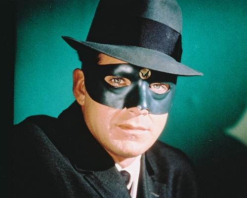 This is an image of 220566 The Green Hornet Photograph & Poster