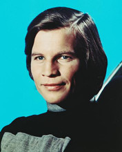 This is an image of 221322 Michael York Photograph & Poster