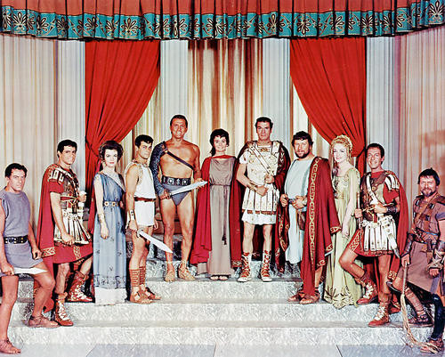 This is an image of 224153 Spartacus Photograph & Poster