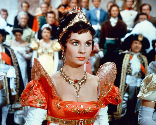 This is an image of 225449 Jean Simmons Photograph & Poster