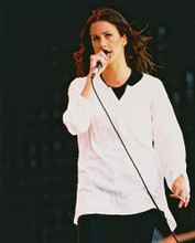 This is an image of 228662 Alanis Morisette Photograph & Poster