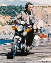 This is an image of 230066 Clint Eastwood Photograph & Poster