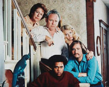 This is an image of 232281 All in the Family Photograph & Poster
