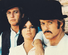 This is an image of 233256 Butch Cassidy and the Sundance Kid Photograph & Poster