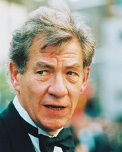 This is an image of 235582 Ian McKellen Photograph & Poster